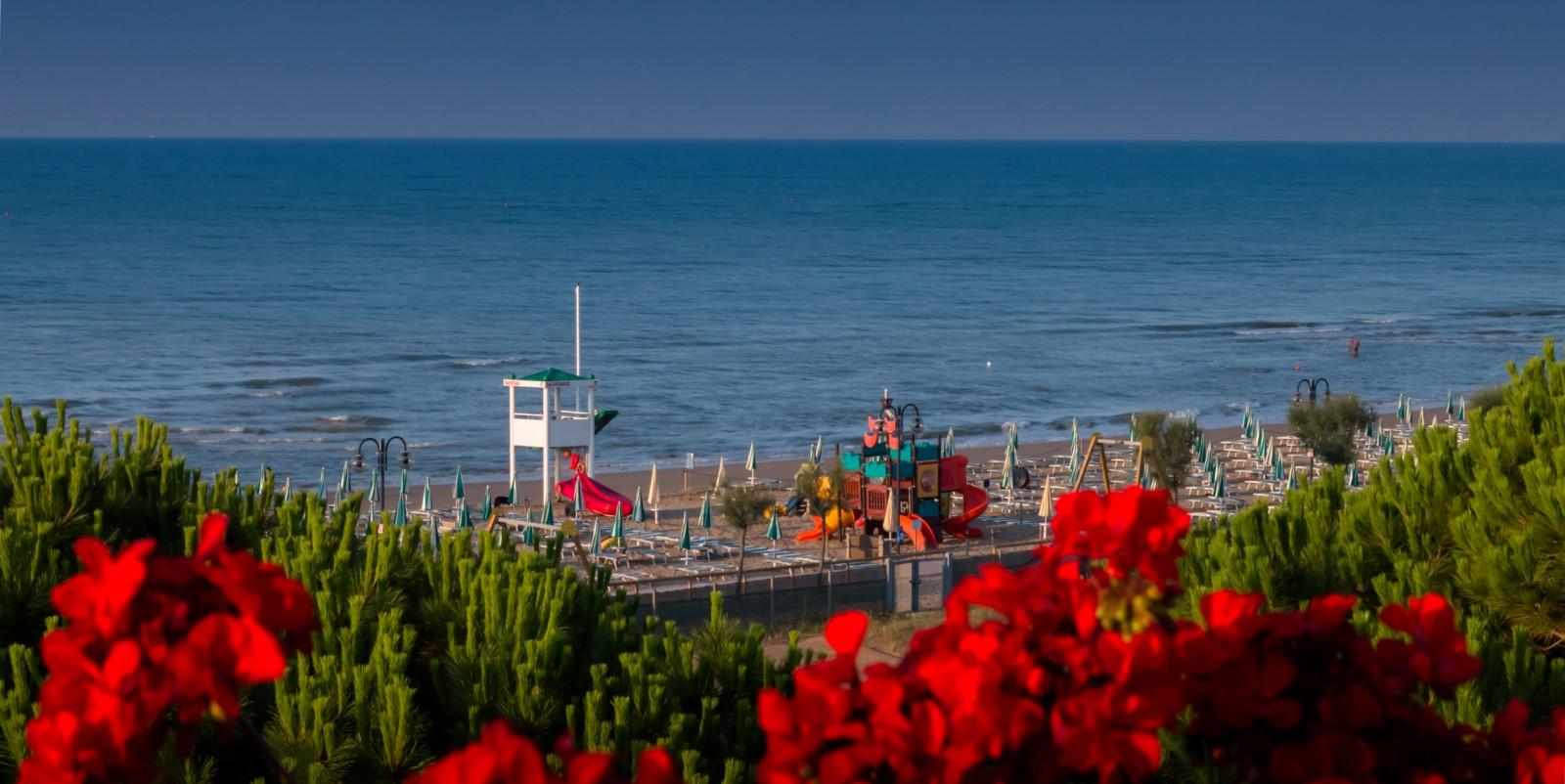 viña jesolo hotel spiaggia