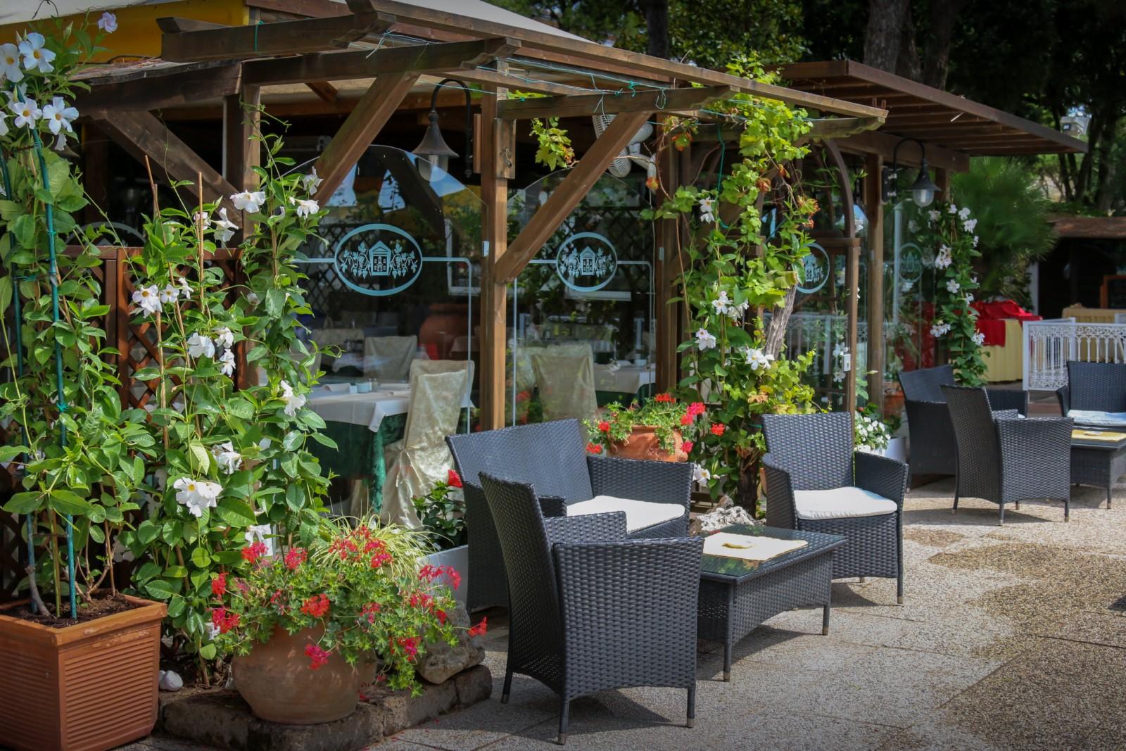 viña jesolo bar giardino