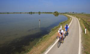 Jesolo and the lagoon by bike