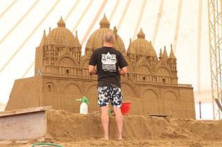 jesolo scuture di sabbia